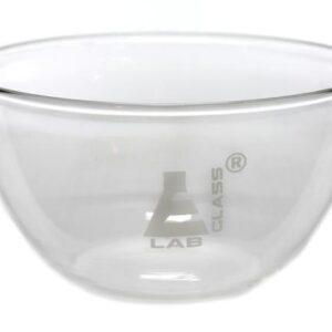 Capsula de evaporación de vidrio Eisco