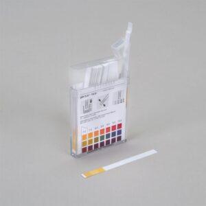 Tiras indicadoras de pH 5-10 Carolina Biological
