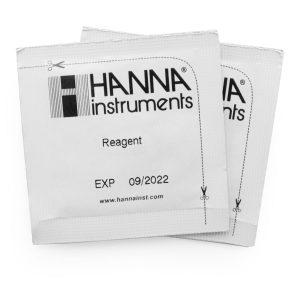 reactivo determinación de cloro total Hanna Instruments