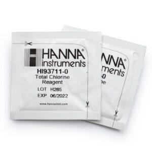 reactivo determinación de cloro libre Hanna Instruments